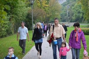 Bárányka csoport őszi beszámolója - 2014