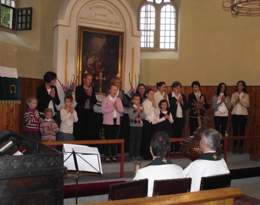 Gyülekezeti fenntartású lett a veszprémi Örömhír Óvoda