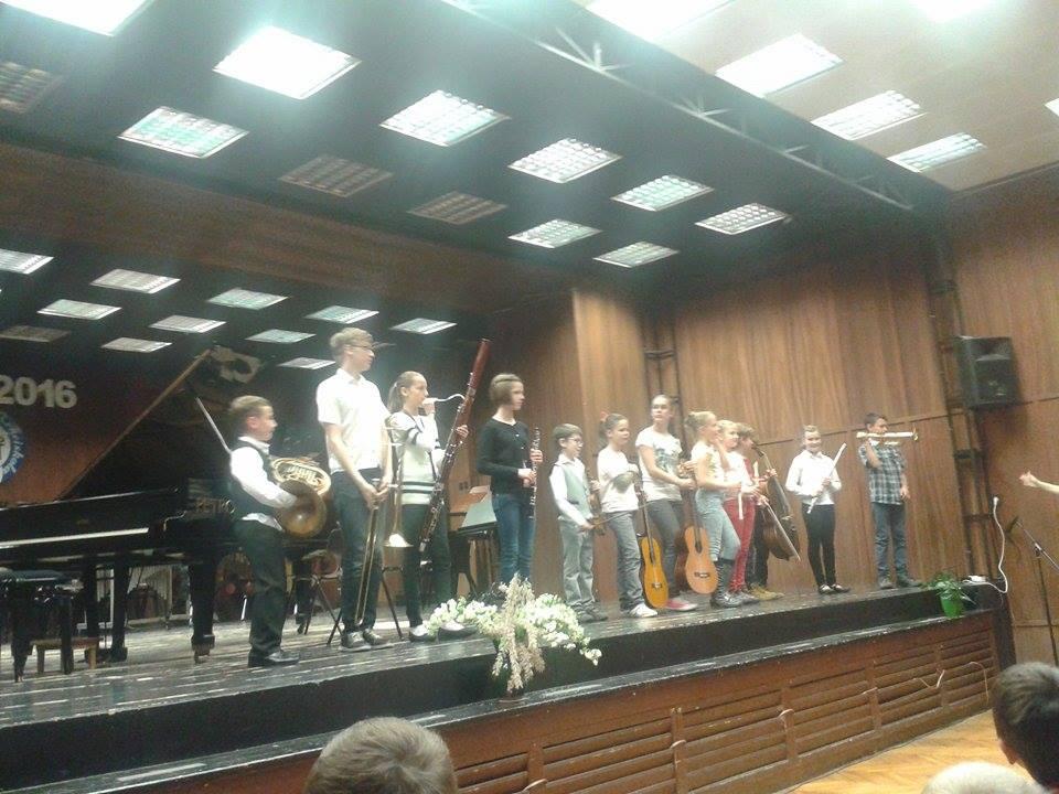 Hangszerbemutató - Örömhír Óvoda Veszprém