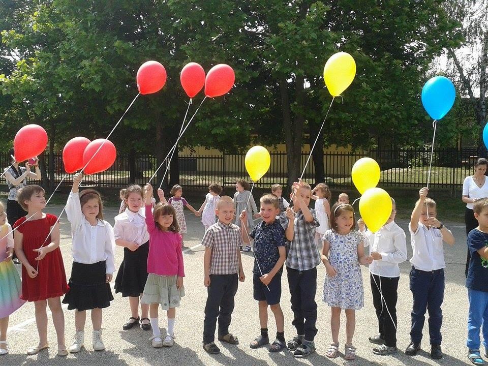 Nagyok búcsúztatása - Örömhír Óvoda Veszprém