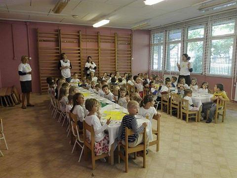 Az Óvoda 6. születésnapja - Örömhír Óvoda Veszprém