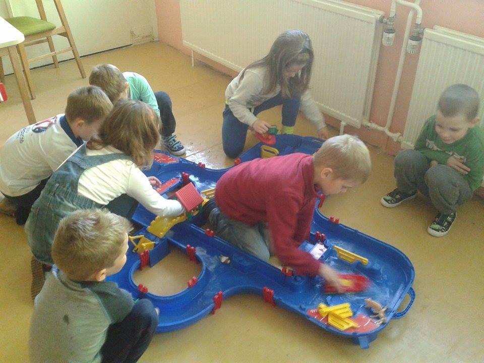 Víz világnapja - Örömhír Óvoda Veszprém